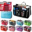 Travel Insert Handbag Organiser Purse Large liner Bag Amazing Storage FE