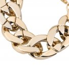 Women Fashion Bracelet Gold Chain Bangle Charm Hand Cuff Jewelry Gift #A