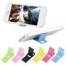 100PCS Fashion Universal Foldable Mini Stand Holder for iphone 5S 6 Galaxy S5 S6