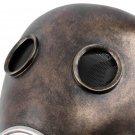 New Cool Film Resin Mask Horror Clockwork Hellboy Halloween Cosplay Prop FE