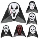Terror Ghost Mask Masquerade Halloween Party Fancy Dress Costume Face Mask FE