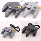 1x Long Handle Gaming Controller Pad Joystick For Nintendo N64 System FE