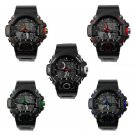 Casual Outdoor Multi-function Watches Swim 3 degrees Waterproof Sports Watch  FE