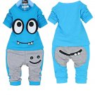 Sweet Cotton Baby Clothes Boys Spring Autumn Long Sleeve Outfits & Sets FE