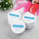 3pcs Clear/Pink/White Color Builder 1/2 oz UV Gel Nail Art Tips Salon Tools FE