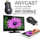 HD 1080P AnyCast M2 Plus Wifi Display Dongle Receiver DLNA Easy Sharing FE