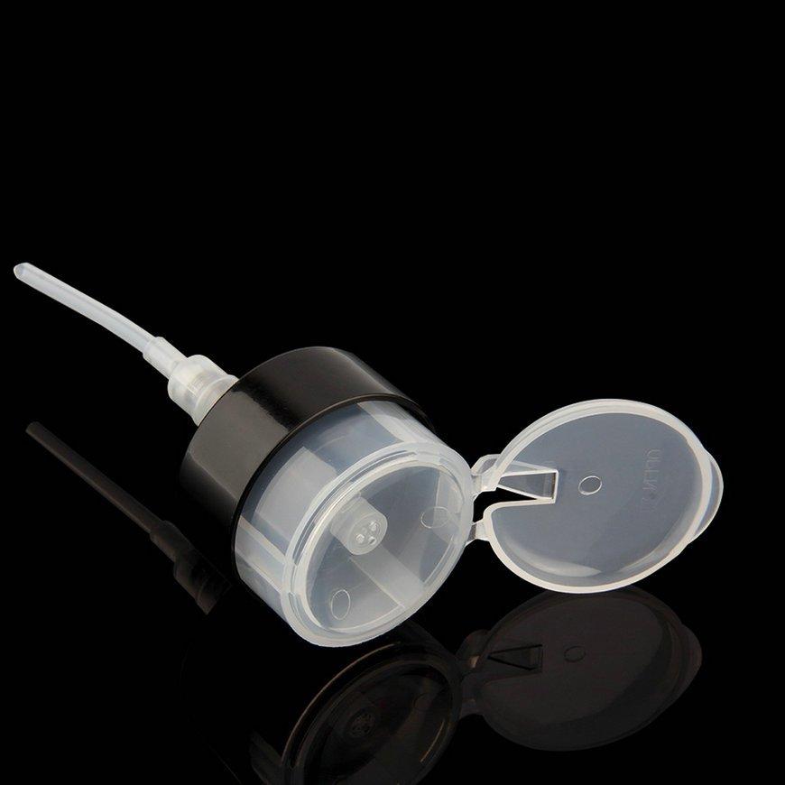 Wash Remover Cleanser Bottle Bottle 210ml Nail Art Pump Dispenser New FE