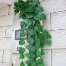 Artificial Ivy Fake Foliage Leaf Flowers Plants Garland Garden Decoration 2M FE