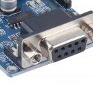 1pcs New RS232 To TTL Converter Module Seria Adapter Module Board FE
