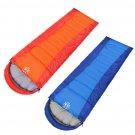 1.1/1.5/1.7Kg Outdoor Camping Envelope Sleeping Bag Waterproof Spring Summer FE