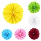 12'' Wedding Party's Home Outdoor Decor Tissue Paper Pom Poms Flower Balls  FE
