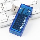 USB Charging Current Voltage Detector Tester Meter Phone Mobile Power Supply