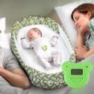 Baby sleeping temperature monitor Thermometer play quilt reminder fever alarm #A