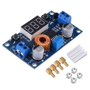 DC-DC Step Down Converter 5-36V to 1.25-32V 5A Buck Voltage Regulator  NEW DF