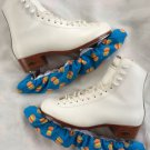 Novelty Figure Skate Covers - Soakers - Cheesburgers