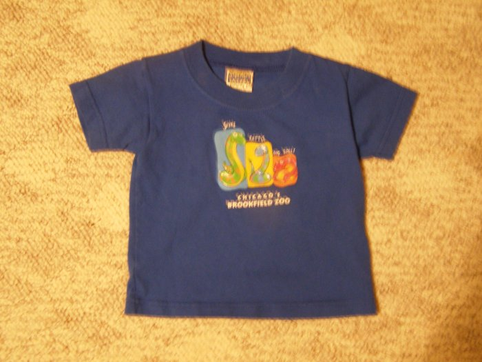 Brookfield Zoo T-shirt 18 months