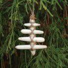 Sea Urchin Spine Tree ~ Seashell Ornament