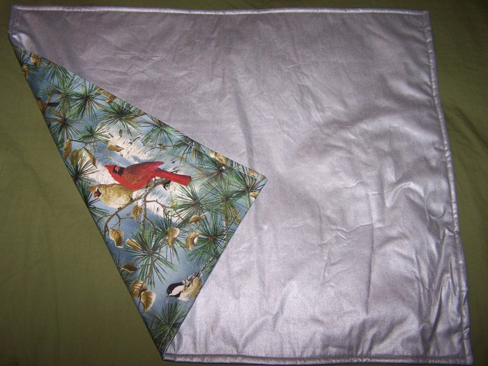 Cardinal Print Ironing/Pressing Mats
