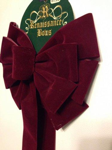 Christmas Renaissance Bows