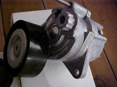 2002 sprinter fan drive belt tensioner and idler pulleys