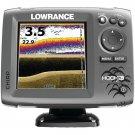 LOWRANCE 000-12653-001 Hook-5x Mid/High/DownScan(TM) Fishfinder