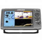LOWRANCE 000-12670-001 Hook-9 Mid/High/DownScan Fishfinder