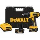 "DEWALT DCD760KL 18-Volt 1/2"""" Compact Drill/Driver Kit"
