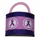 Purple Cancer Awareness Hair Cuffs