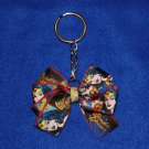 Woman Wonder character Bow Keychain