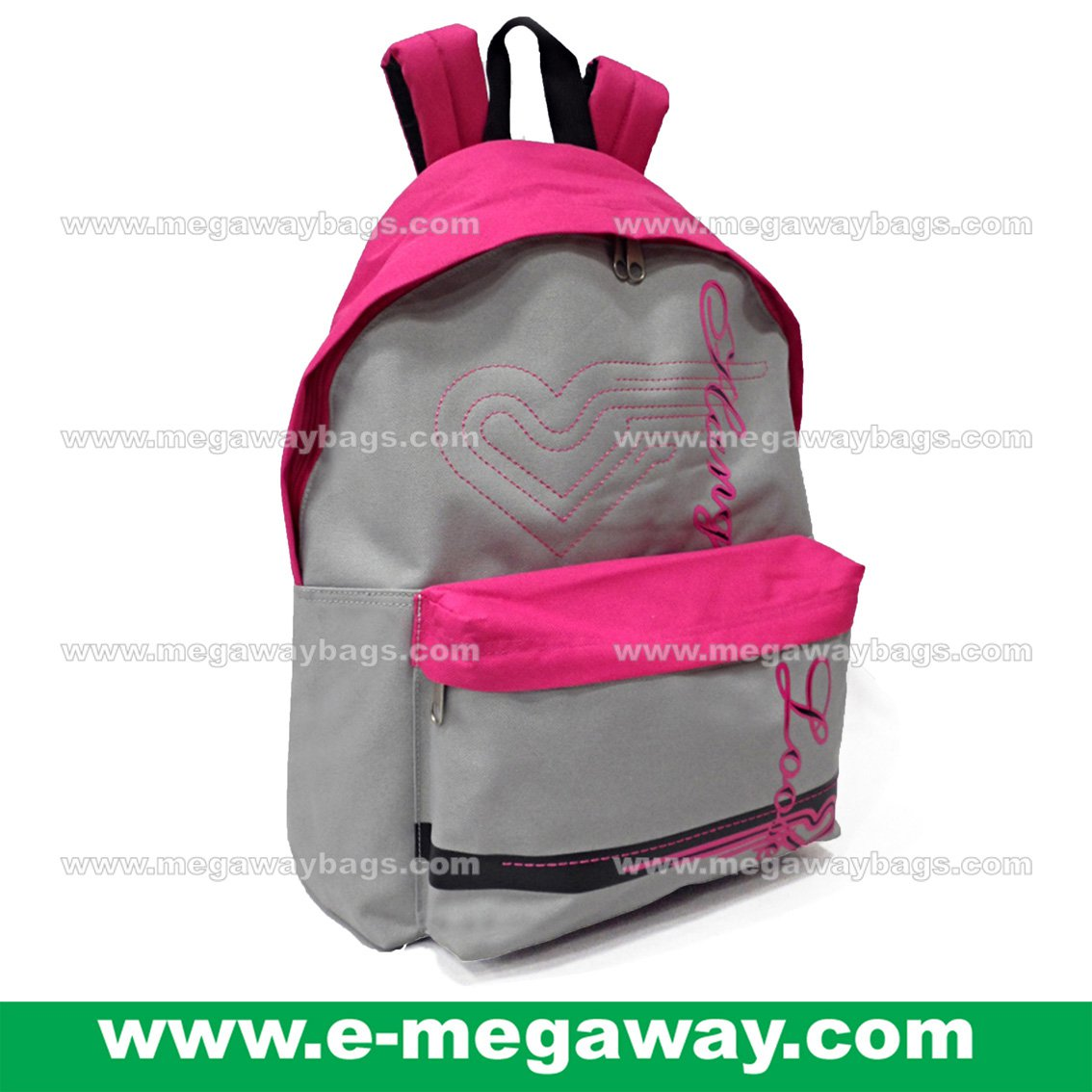 Hang Loose Backpack Nylon Backpack Rucksack Day Pack Sports Outdoor MegawayBags #CC- 0984