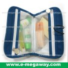 Beauty Amenity Purses Organizer Pouch Cosmetics Bag Zipper Pouch Beauty Bag MegawayBags #CC-0334