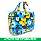 Designers Unique Emboss PVC Beauty Cosmetic Make Up Bags Pouch Purse MegawayBags #CC-0042A