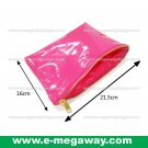 Pink Fans Travel Amenity Kits Make Up Zip Pouch Cosmetics Bags Bath MegawayBags #CC-0932B