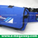 Suzuki MotorCycle Tools Waist Belt Bags Pack Team Racing Fans Bike MegawayBags #CC-0386