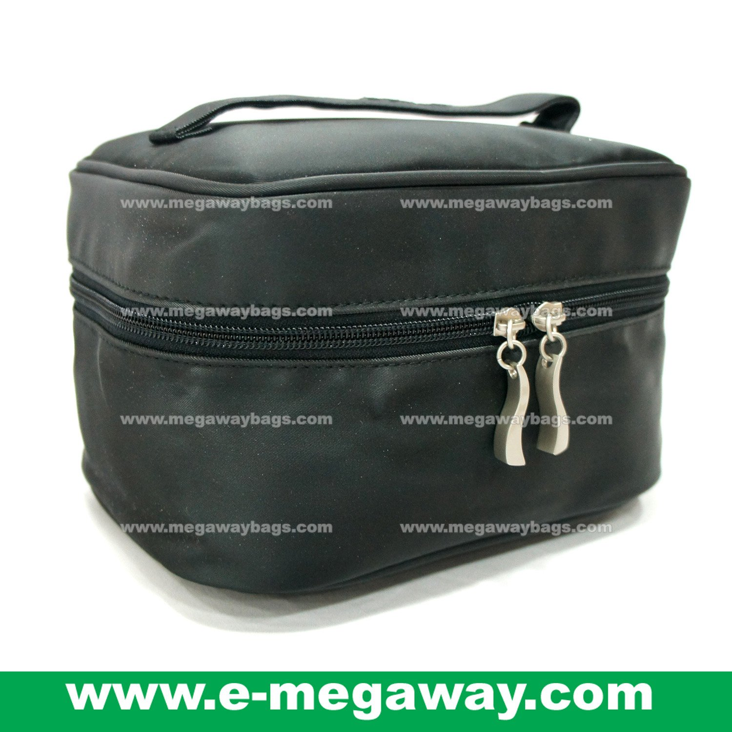 B.Young Travel Toiletary Amenity Organizer Cosmetic Make Up Bag Tote Beauty MegawayBags #CC-0805