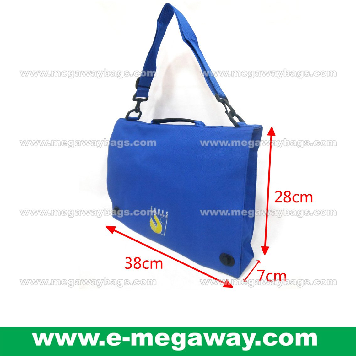 EURES Executive Document Shoulder Bags Binders Portfolio Organizer MegawayBags #CC-0994
