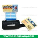 Leash Gear Carry Along Dog Waste Bags incl. 3 rolls of Bags Pets Cat MegawayBags #CC-0607