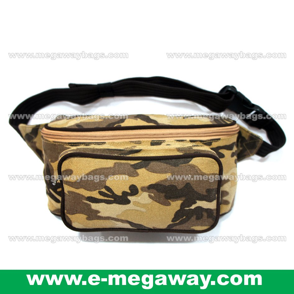 Branded Camourflage Designer Full Printed Ladies Waist Bag Day Pack MegawayBags #CC-0576