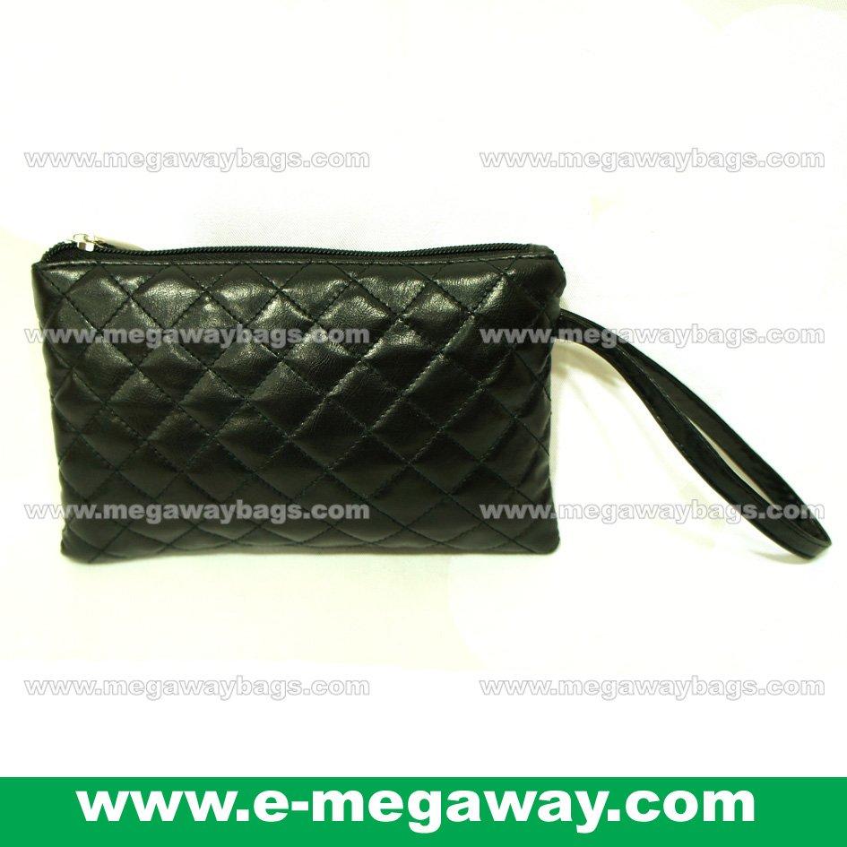 Designer Unique Emboss Quilt Beauty Cosmetic MakeUp Bags Pouch Purse MegawayBags #CC-0044D