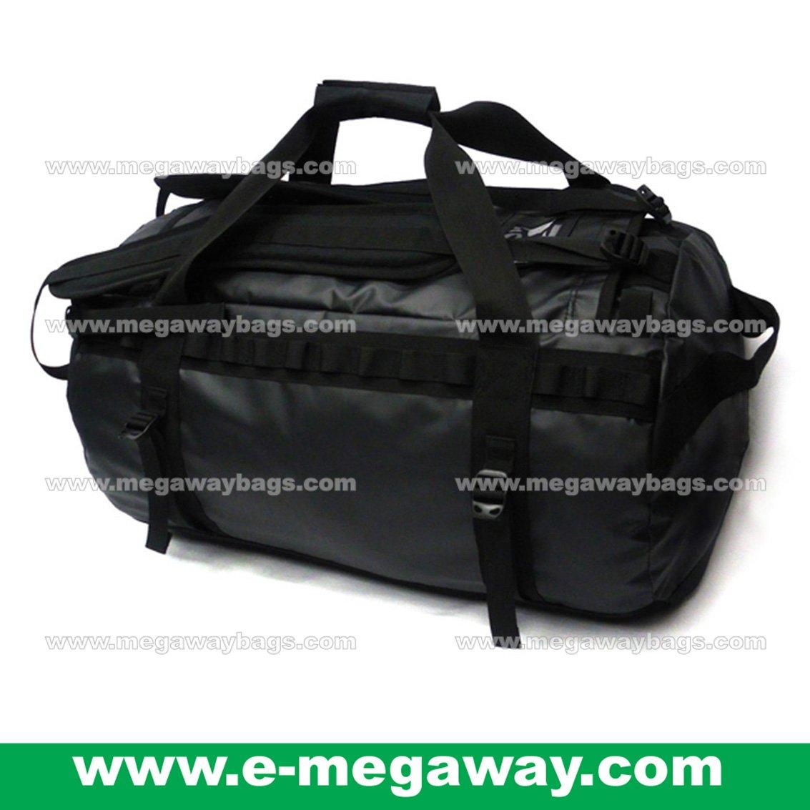 Tarpaulin Outdoor Pack Backpack Gear Duffel Kit Sport Bag Holdall Gym MegawayBags #CC-0938