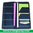 Travel Wallets Bag Money Air Tickets Credit Cards Passport Organizer MegawayBags #CC-0933A-9075