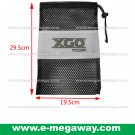 XGO Mesh Bags Draw Sting Pouch Jackets Garment travel Packaging Pack MegawayBags #CC-0939C
