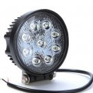 4'' 27W LED Work Lights For Truck 4X4 Off Road LED Light Spotlight 12V 24V Led Tractor Work Light