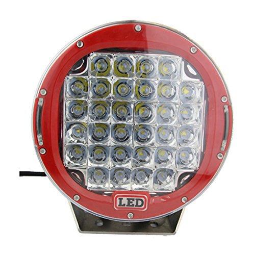 9inch 185W CREE LED Driving Light 4X4 12V 24V 37x5W 185 watt Super Bright Spotlights for Car Offroad