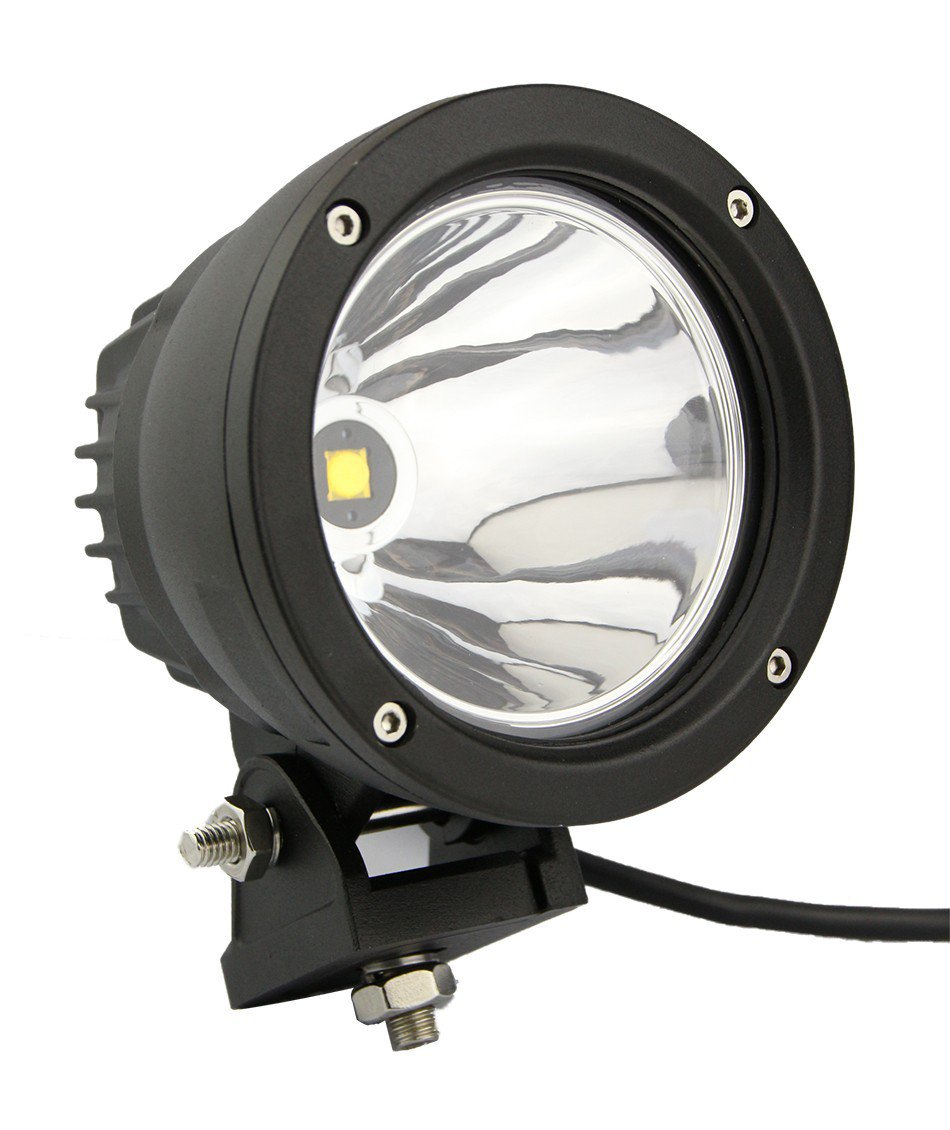 4.5 inch 25W LED Work Light 4x4 Aluminium CREE Spot LED Driving Lights for Off road Truck Offroad