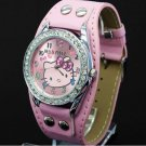 Hello Kitty Watch Pink Band