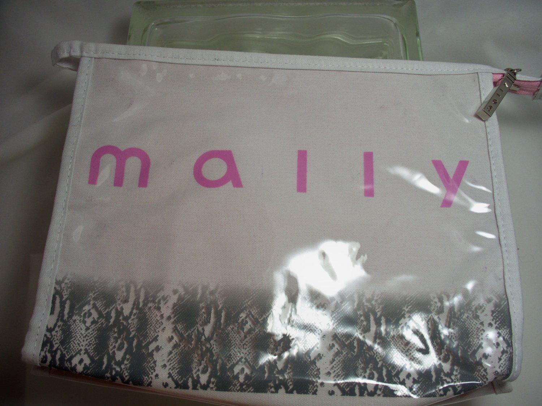 Mally Beauty 4 piece set  ,Liquid  Lip, Eye Pencil & sharpener, Large Bag