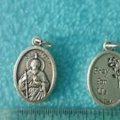 St. Jude Medal Patron Saint of Lost Causes Desperate Cases Religious Catholic