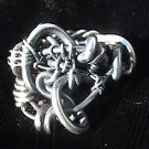 Heart in Harmony - Sterling Silver Ring