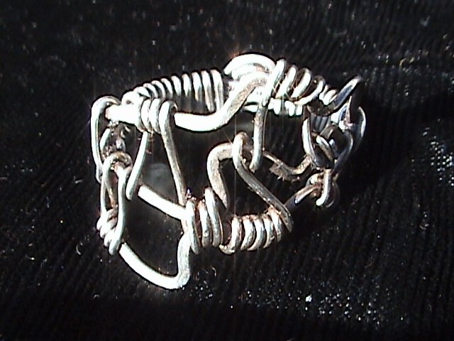 Conduit - Sterling Silver Ring